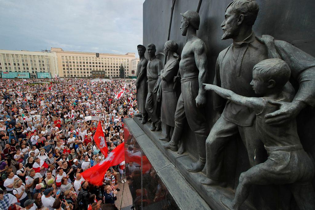 ONZ zajęło się sytuacją na Białorusi