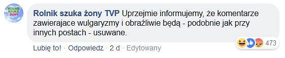 Komentarz TVP