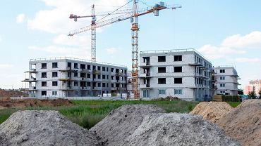 Budowa nowych mieszkań na Jagodnie