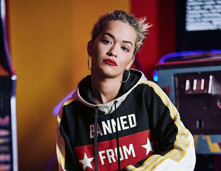 Rita Ora i adidas Originals
