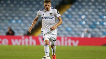 Mateusz Bogusz. Zdjęcie ilustracyjne. Źródło: Leeds United (oficjalna strona)
