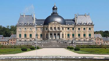 Pałac Vaux-le-Vicomte (zdjęcie ilustracyjne)