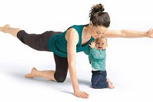 Pilates po porodzie. Propozycje ćwiczeń [ZDJĘCIA]