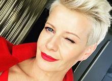 Małgorzata Kożuchowska pochwaliła się zdjęciem bez makijażu