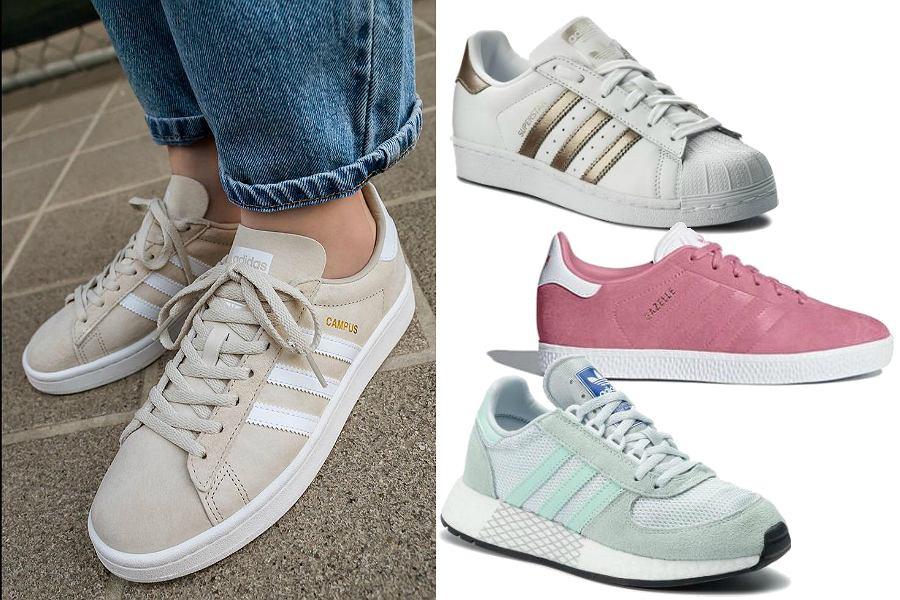 Sneakersy damskie Adidas