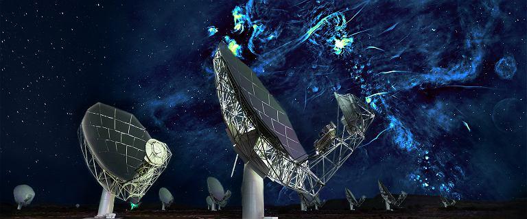 W centrum Drogi Mlecznej znaleziono gigantyczne struktury