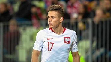 Damian Kądzior otrzymał prezent od Luki Modricia.