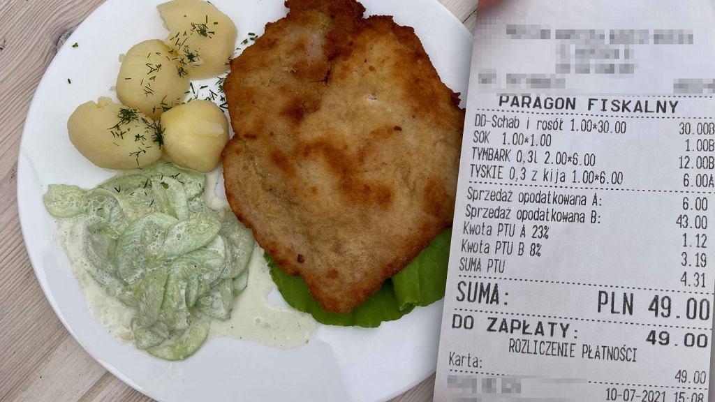 Obiad za 30 zł - ceny w nadmorskich restauracjach zaskakują.