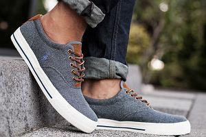 Przecenione sneakersy od Ralpha Laurena - te modele będą pasować do wszystkiego!