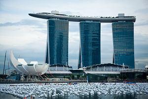 Singapur. Marina Bay Sands
