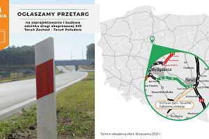 Cała S10 między Bydgoszczą a Toruniem. Jest czwarty przetarg, ale za ochronę przyrody zapłacimy 220 mln zł
