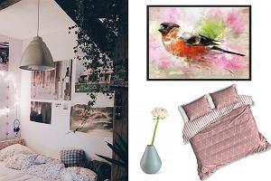 Kolory wiosny w twojej sypialni