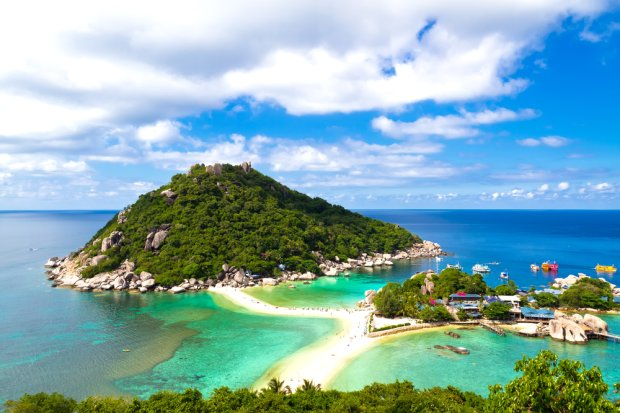 Koh Phangan, Tajlandia