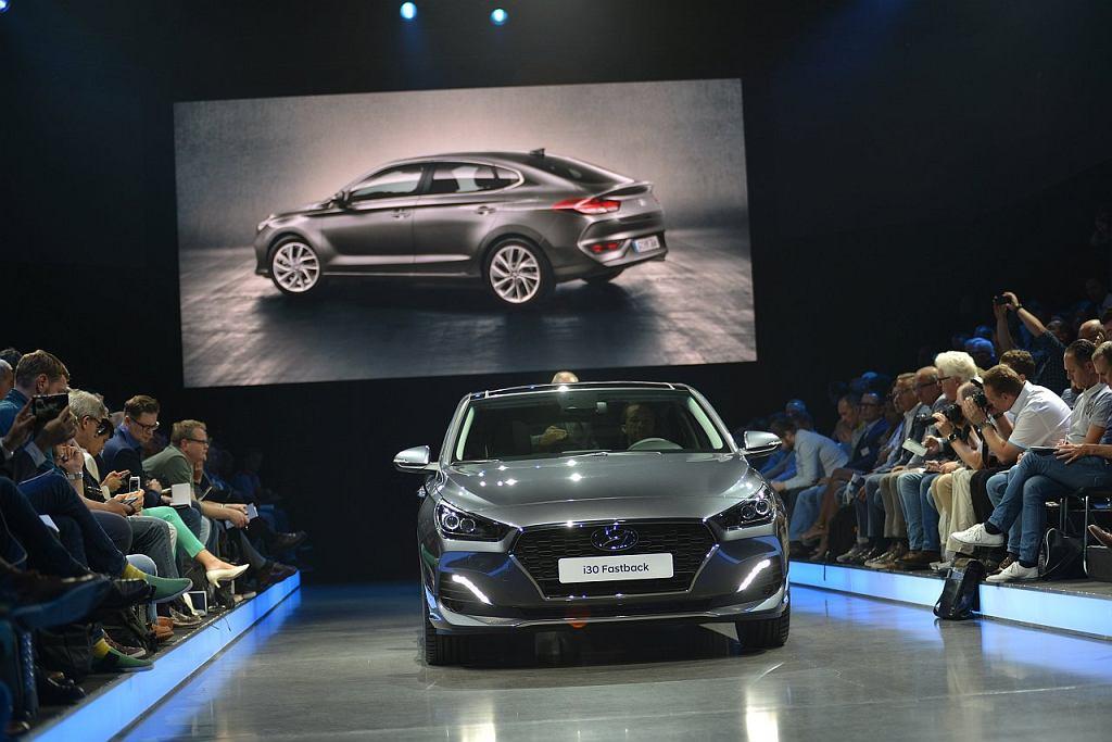Prezentacja Hyundaia i30 N i i30 Fastback