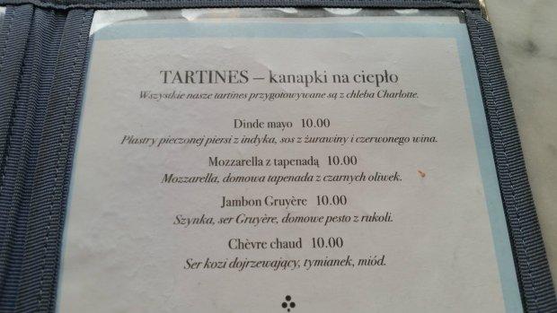 Kanapki w Warszawie