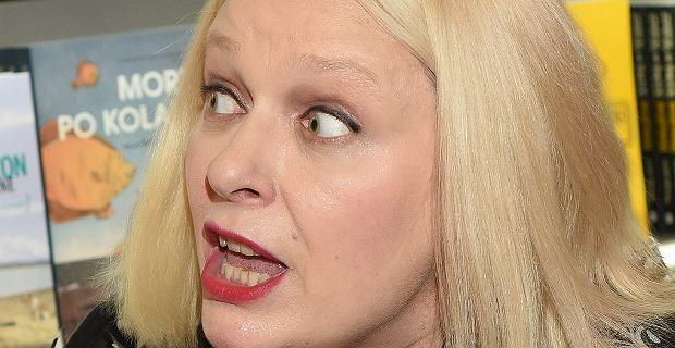 Katarzyna Nosowska padła ofiarą złodziei. Ogłosiła to w przedziwny sposób