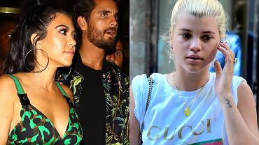 Kourtney Kardashan, Scott Disick, Sofia Richie