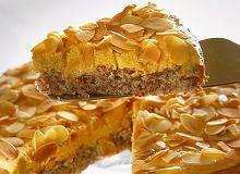 Migdałowy tort szwedzki - ugotuj