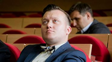Radny Krzysztof Stawnicki