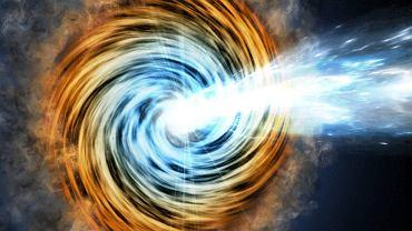 """""""Zamarznięty"""" detektor na Antarktydzie wyłapał neutrino pochodzące z... czarnej dziury"""