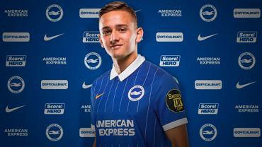 Michał Karbownik oficjalnie zawodnikiem Brighton