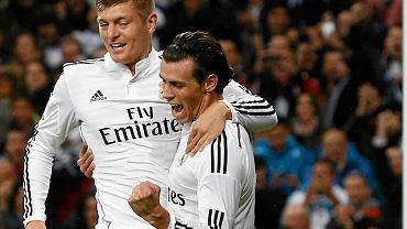 Toni Kroos i Gareth Bale