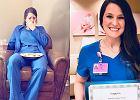 """Zdjęcie pielęgniarki z USA obiegło internet. """"Właśnie zakończyła czwartą zmianę z rzędu"""""""