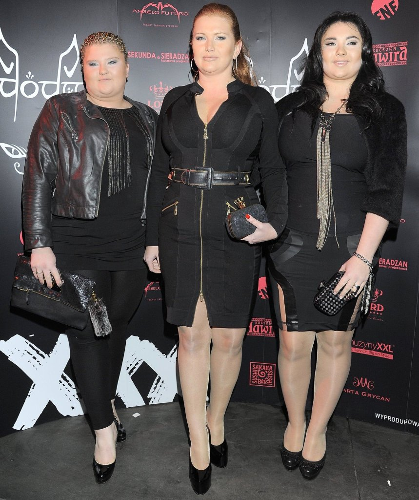 Weronika, Marta i Victoria Grycan