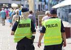 """Na Śląsku zaczyna się """"psia grypa"""". Policjanci idą do lekarza"""