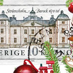 Znaczek pocztowy Szwecja