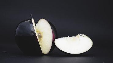 Jabłka Black Diamond