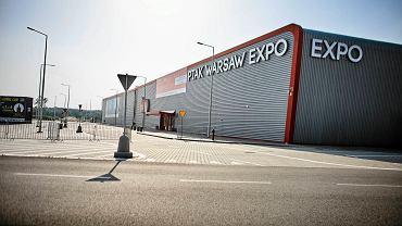 Ptak Expo Warsaw może zostać szpitalem polowym na czas epidemii koronawirusa