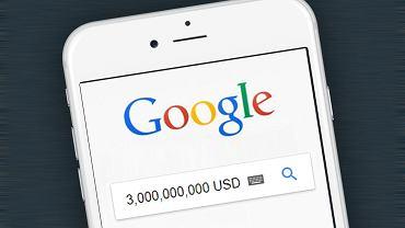 Google płaci Apple, by być domyślną wyszukiwarką na smartfonie
