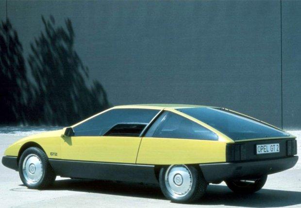 Opel GT2 Concept
