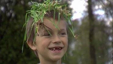 Kadr z filmu ''Na chwilę''