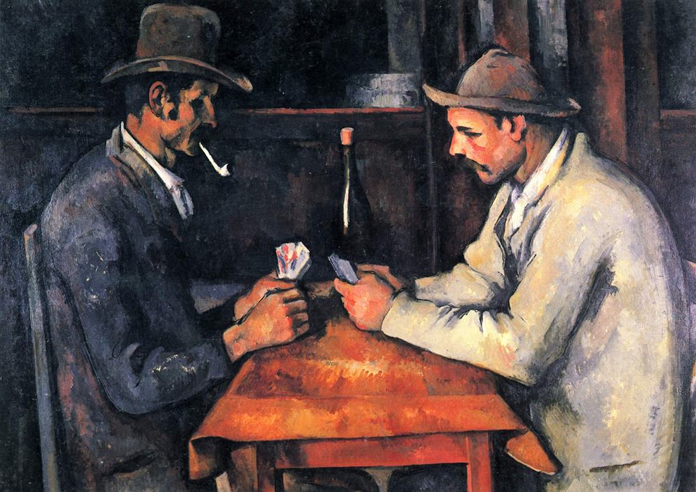 Ponad 272 mln dol.: Paul Cézanne (1839-1906) -