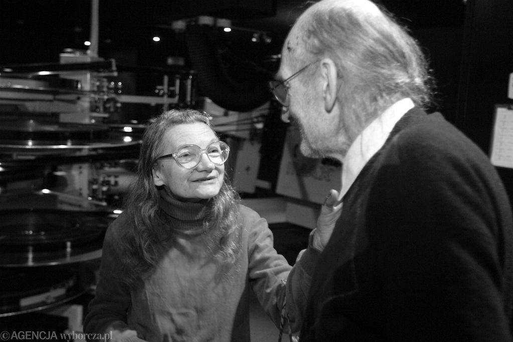 Maria Makowska-Kalinowska i Bogdan Kalinowski