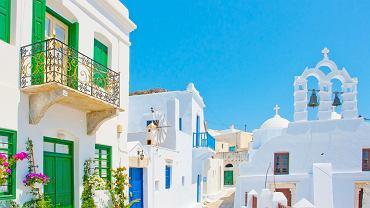 Grecja wczasy - Amorgos, Cyklady, wyspy greckie