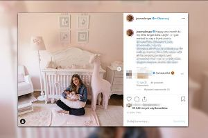 Joanna Krupa ma nietypową pomoc do dziecka, której pozazdroszczą jej polskie mamy
