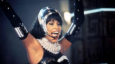 Whitney Houston w filmie 'Bodyguard' (1992)