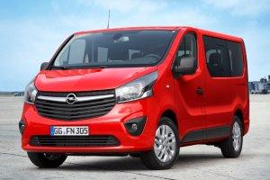 Hanower 2014   Nowy Opel Vivaro Kombi