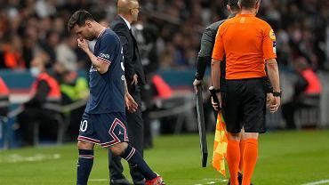 Burza po spięciu Messiego z trenerem PSG. Światowe media reagują.