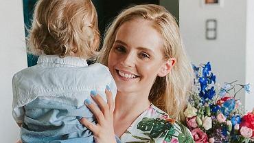 Olga Kalicka została mamą w wieku 25 lat