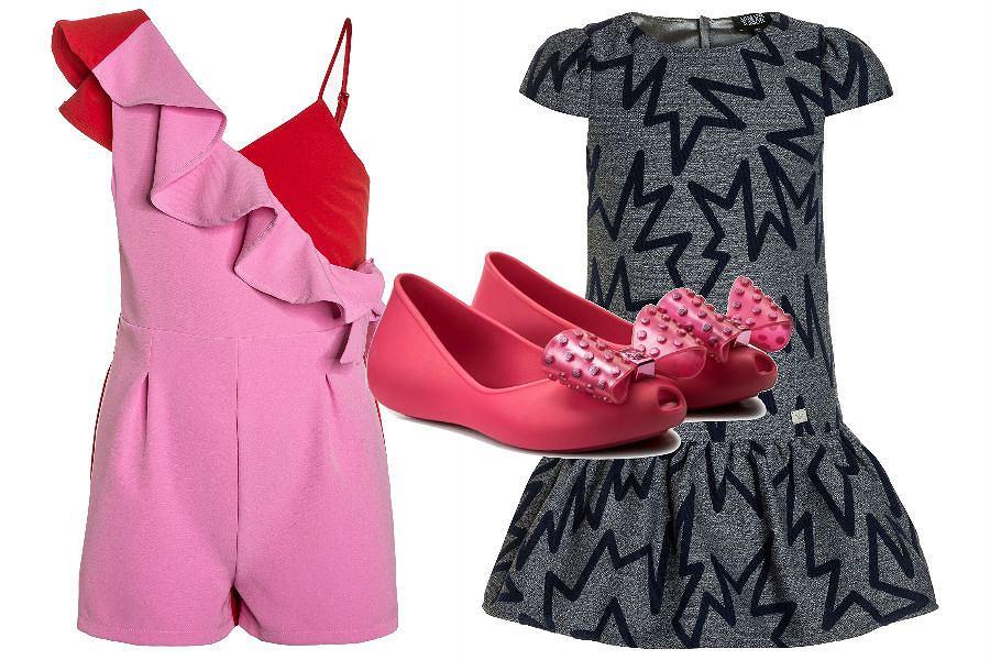 916b601e Modne ubrania dla dziewczynek w wieku 10 lat. Da się markowo i tanio
