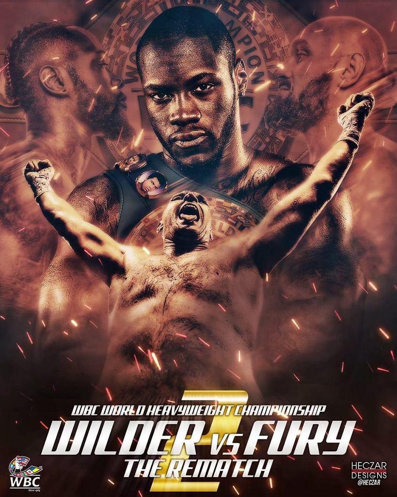Tyson Fury - Deontay Wilder