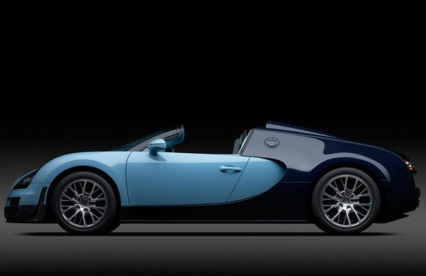 Bugatti Veyron Grand Sport Roadster Vitesse JP Wimille 2013