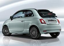 """Fiat 500 Hybrid - ceny w Polsce. 51 000 zł za małą hybrydę. """"Zużycie paliwa i emisja niższe nawet o 30 proc."""""""