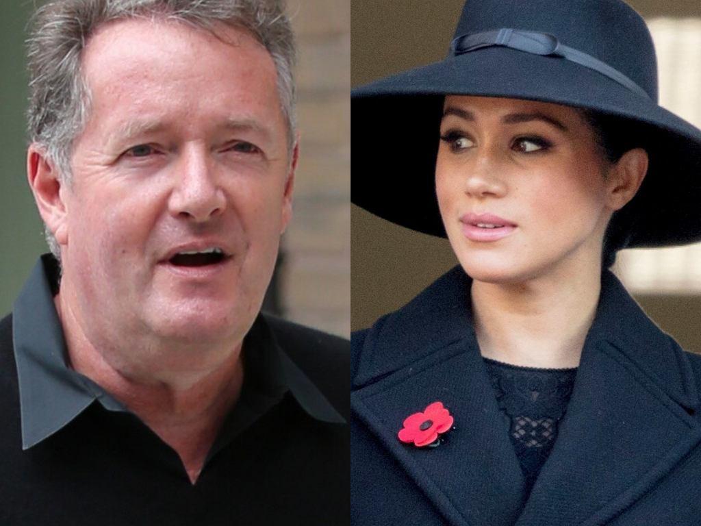 Piers Morgan, Meghan Markle