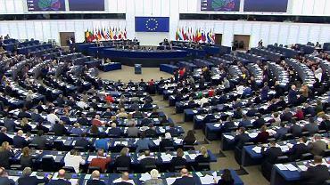 Parlament Europejski głosowanie ws. rezolucji dotyczącej Polski