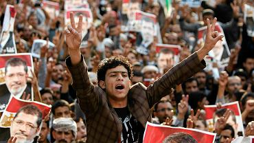 Niepokoje w Egipcie